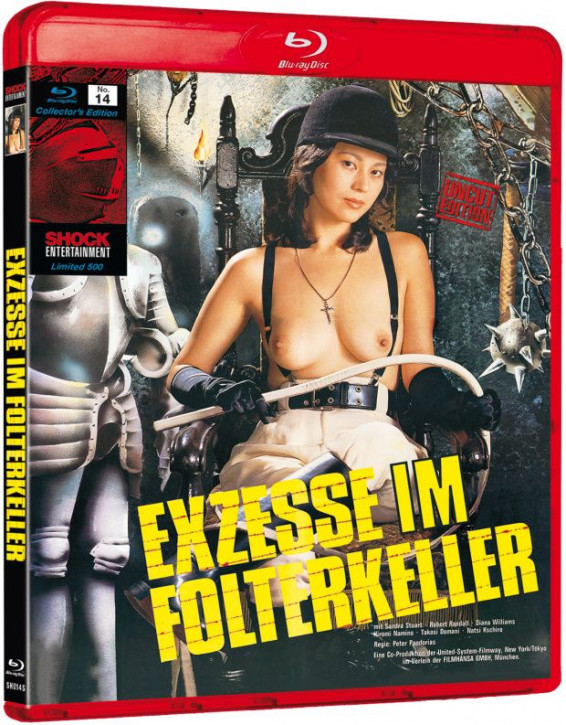 Exzesse im Folterkeller - Collectors Edition Nr. 14 (Uncut) [Blu-ray]