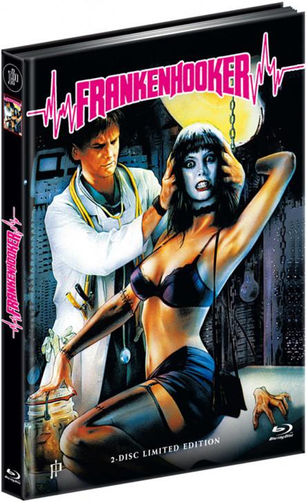 Frankenhooker - Mediabook - Cover A [Blu-ray+DVD]
