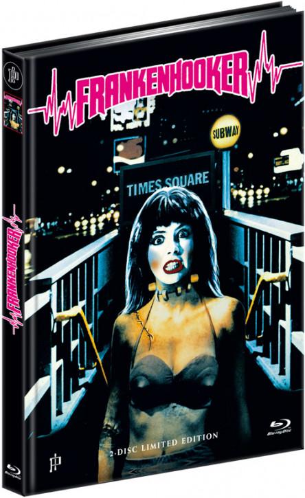 Frankenhooker - Mediabook - Cover B [Blu-ray+DVD]