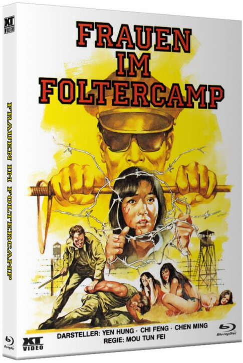 Frauen im Foltercamp - HD Kultbox [Blu-ray]