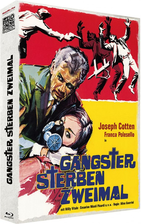 Gangster sterben zweimal -  Italo Cinema Collection #02 [Blu-ray]