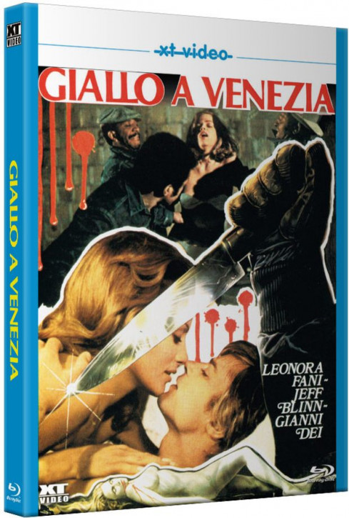 Giallo a Venezia - HD Kultbox [Blu-ray]