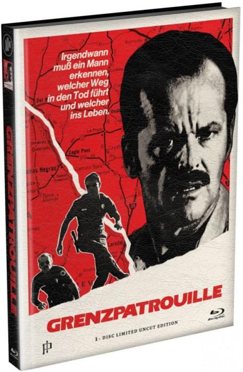 Grenzpatrouille - Mediabook [Blu-ray]