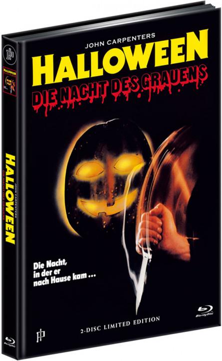 Halloween 1 - Die Nacht des Grauens - Mediabook - Cover B [Blu-ray+DVD]