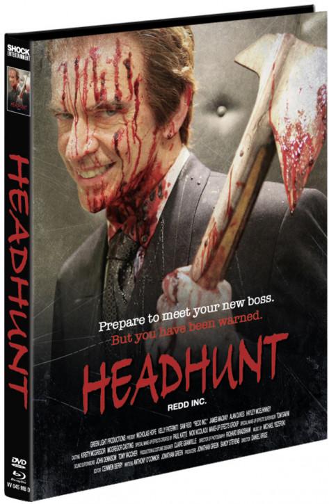Headhunt - Mediabook - Cover D [Blu-ray+DVD]