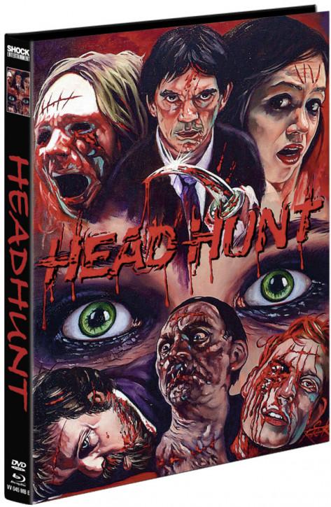 Headhunt - Mediabook - Cover E [Blu-ray+DVD]