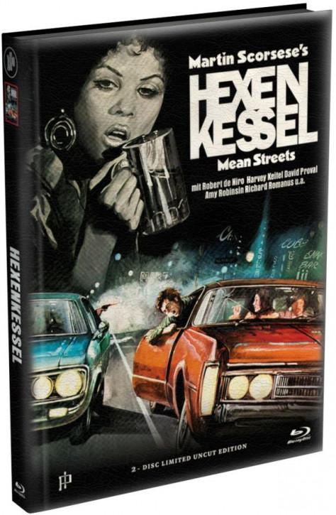Hexenkessel - Mediabook - Cover A [Blu-ray+DVD]