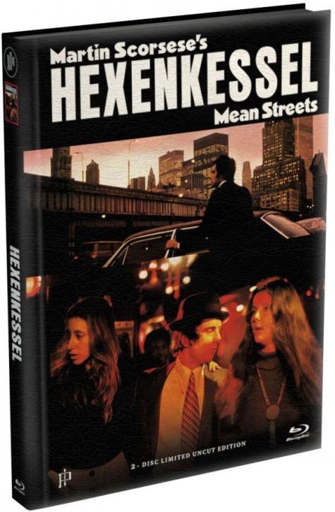 Hexenkessel - Mediabook - Cover B [Blu-ray+DVD]