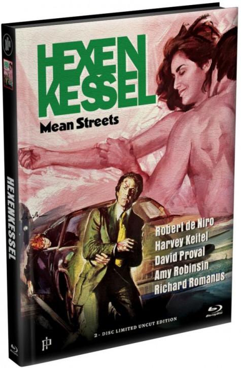 Hexenkessel - Mediabook - Cover C [Blu-ray+DVD]