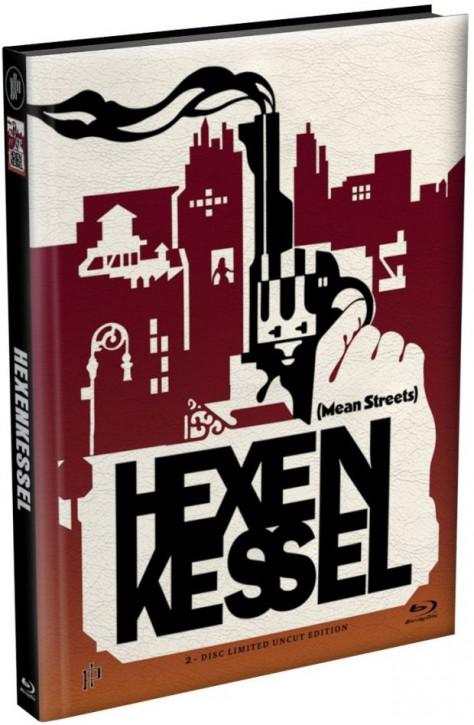 Hexenkessel - Mediabook - Cover D [Blu-ray+DVD]