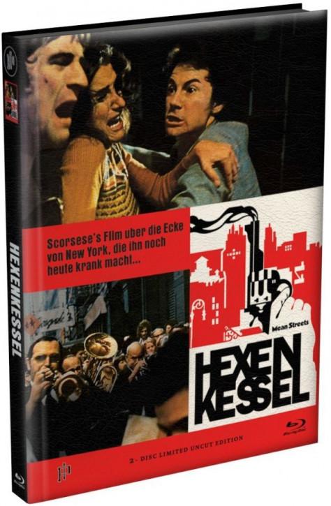 Hexenkessel - Mediabook - Cover E [Blu-ray+DVD]
