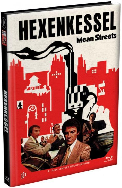 Hexenkessel - Mediabook - Cover F [Blu-ray+DVD]
