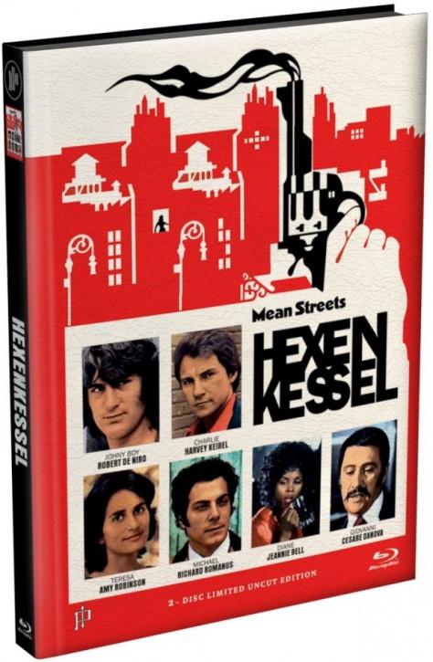 Hexenkessel - Mediabook - Cover G [Blu-ray+DVD]