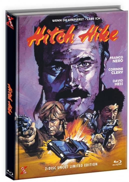 Hitch Hike - Wenn du krepierst lebe ich  - Mediabook [Bluray+DVD]