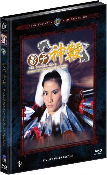 Im Schatten der tödlichen Peitsche - Mediabook - Cover B [Blu-ray+DVD]