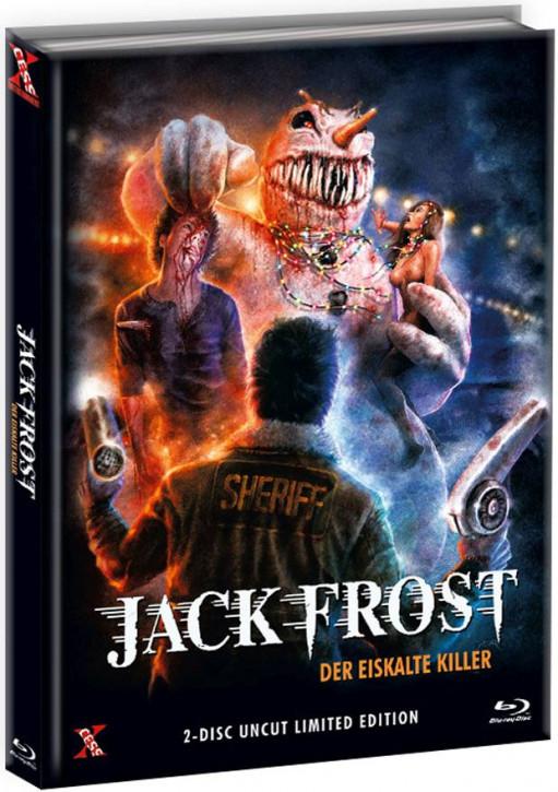 Jack Frost - Der eiskalte Killer - Mediabook - Cover E [Bluray+DVD]