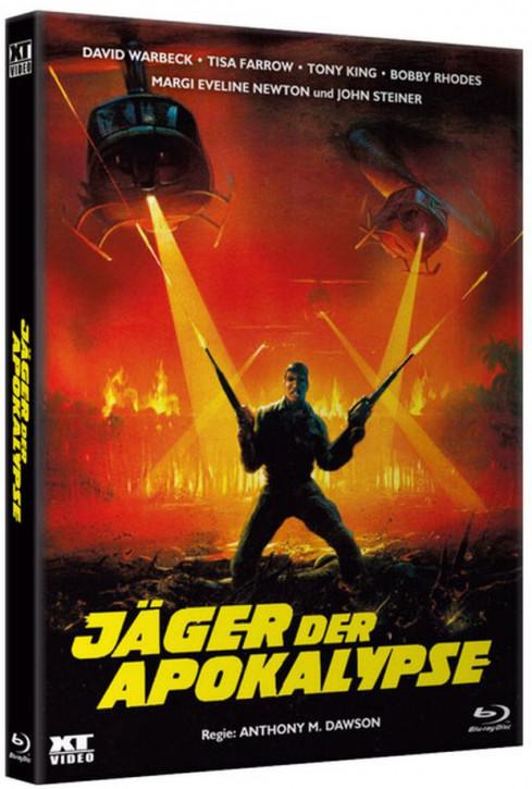 Jäger der Apokalypse - HD Kultbox [Blu-ray]