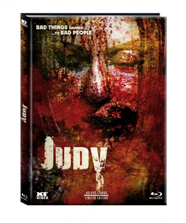 Judy - Limited Edition - Cover A [Blu-ray+DVD]