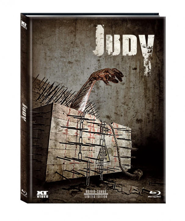 Judy - Limited Edition - Cover B [Blu-ray+DVD]