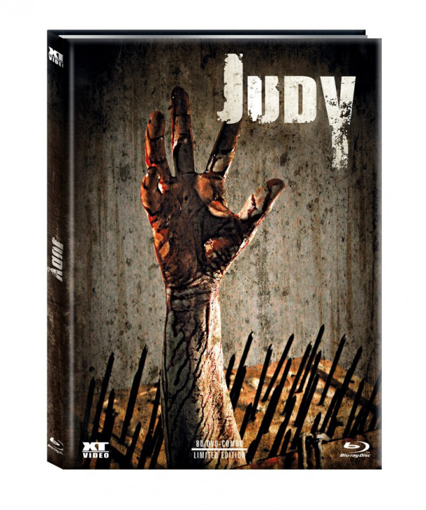 Judy - Limited Edition - Cover C [Blu-ray+DVD]