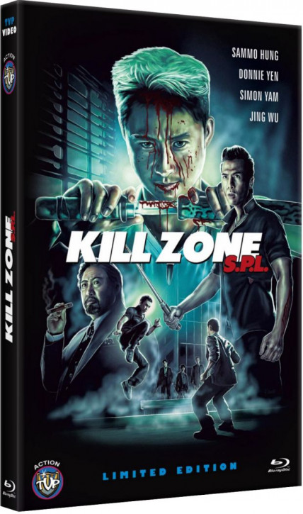 Kill Zone SPL - Große Hartbox [Blu-ray]