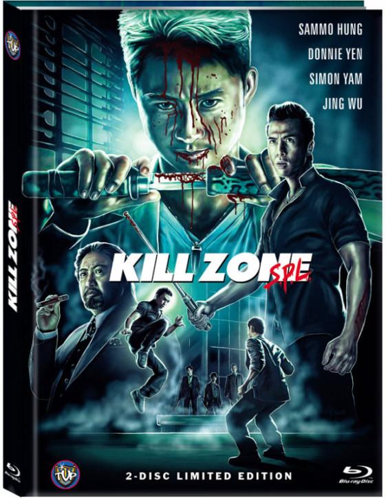 Kill Zone SPL - Limited Edition- Cover B [Blu-ray+DVD]
