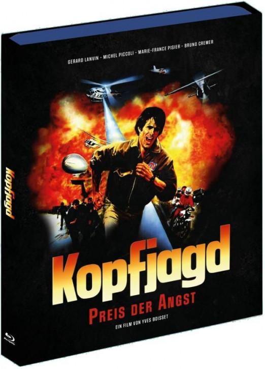 Kopfjagd - Preis der Angst [Blu-ray+CD]