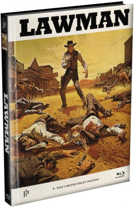 Lawman - Mediabook [Blu-ray]
