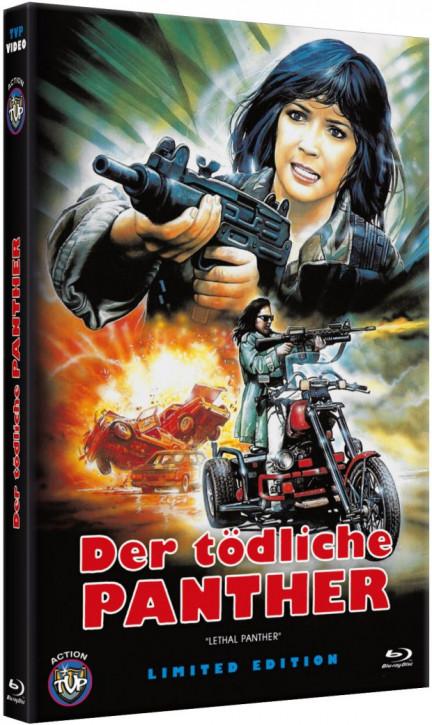 Der tödliche Panther (Lethal Panther) - Große Hartbox [Blu-ray]