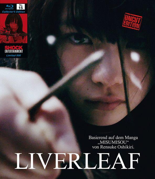Liverleaf - Stecktasche [Blu-ray]