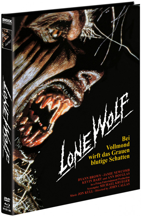 Lone Wolf - Limited  Mediabook [Blu-ray+DVD]