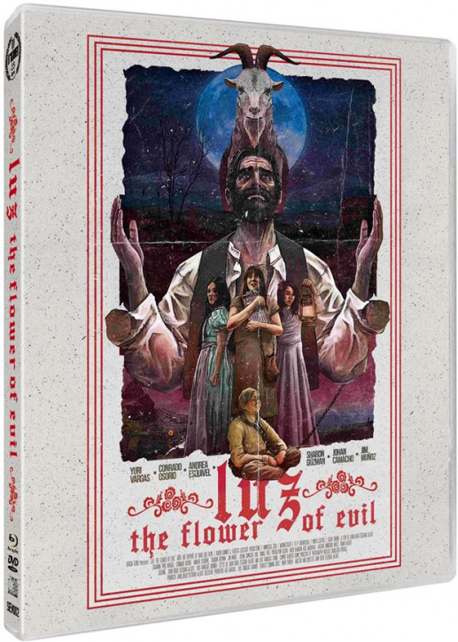 Luz - The Flower of Evil - Cover B [Blu-ray+DVD+CD]