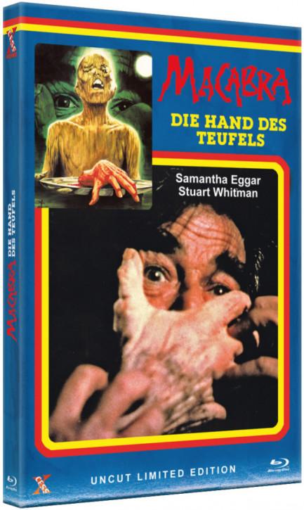 Macabra - Die Hand des Teufels - Große Hartbox [Blu-ray]