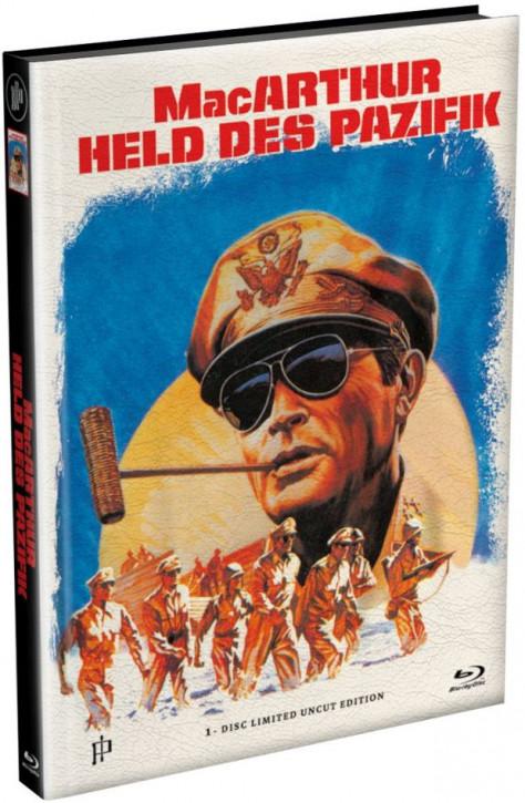 MacArthur - Held des Pazifik - Mediabook [Blu-ray]