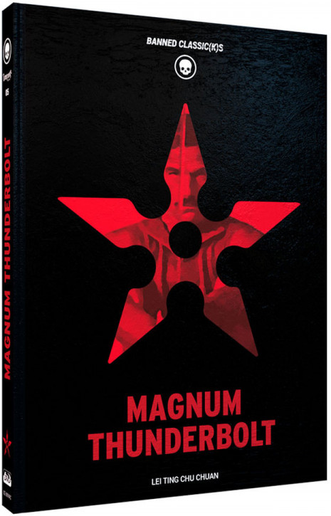 Magnum Thunderbolt - Limited Mediabook Edition - Cover C [Blu-ray+DVD]