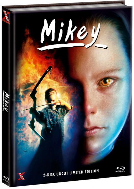 Mikey - Mediabook - Cover A [Bluray+DVD]