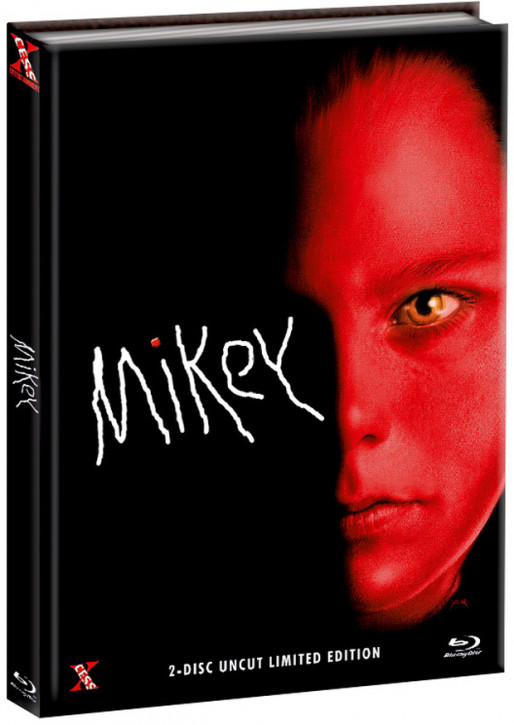 Mikey - Mediabook - Cover B [Bluray+DVD]