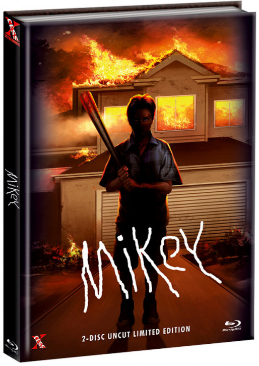 Mikey - Mediabook - Cover C [Bluray+DVD]