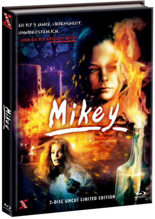 Mikey - Mediabook - Cover D [Bluray+DVD]