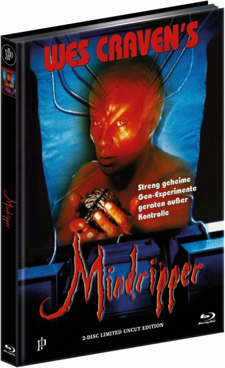 Wes Craven's Mindripper - Mediabook - Cover B [Blu-ray+DVD]