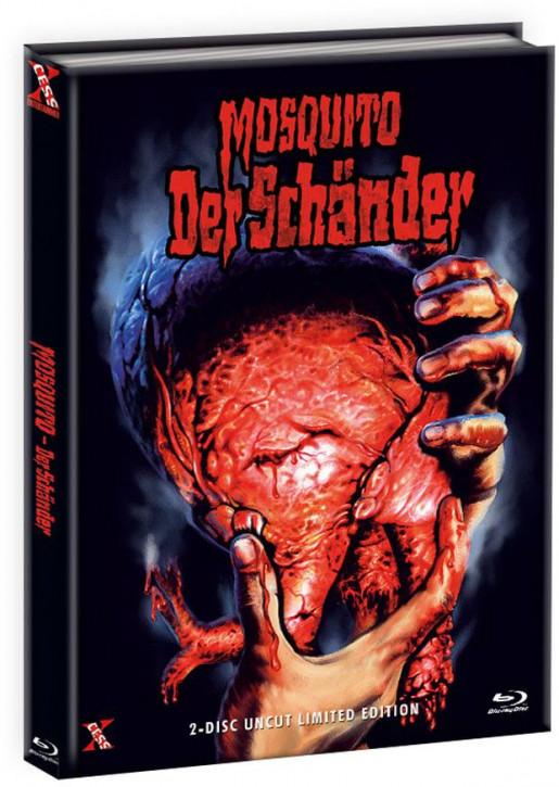 Mosquito - Der Schänder - Mediabook - Cover B [Bluray+DVD]