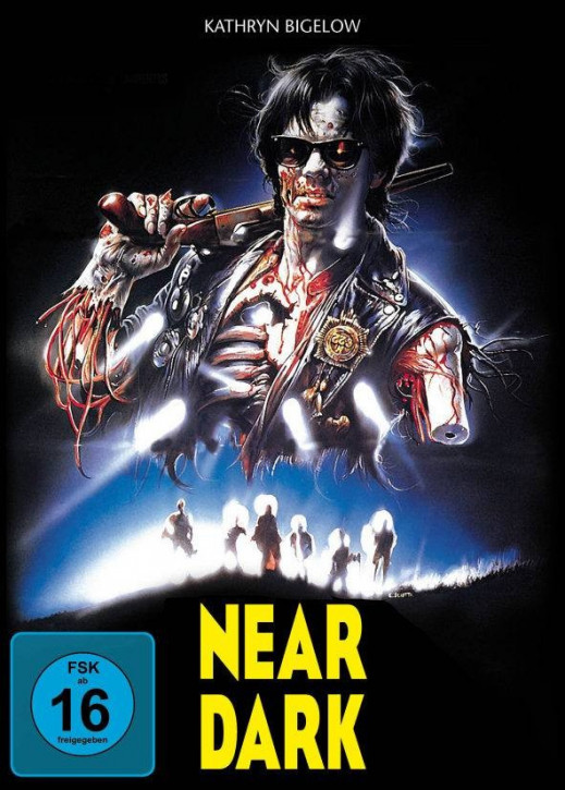 Near Dark - Limited Collectors Edition Mediabook - Cover A [Blu-ray+DVD]
