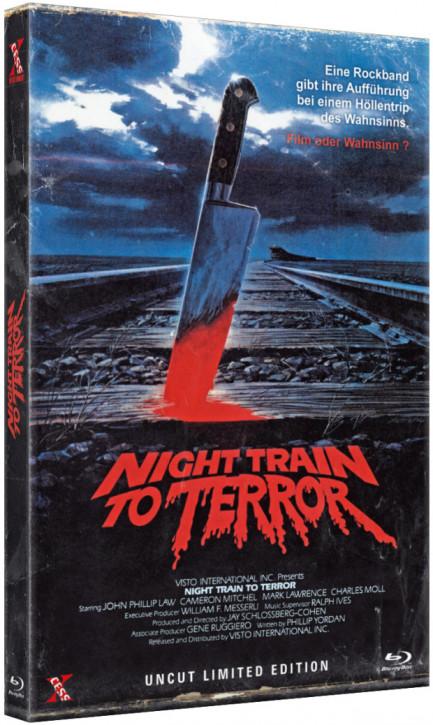 Night Train to Terror - Große Hartbox [Blu-ray]