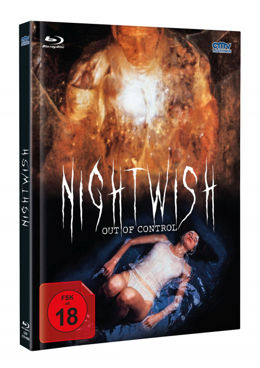 Nightwish - Out of Control - Limited Mediabook - Cover B [Blu-ray+DVD]