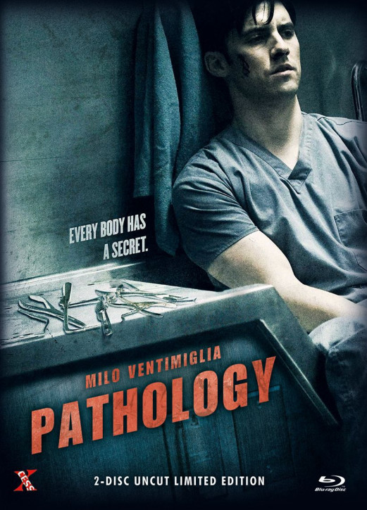 Pathology - Jeder hat ein Geheimnis - Mediabook - Cover A [Bluray+DVD]