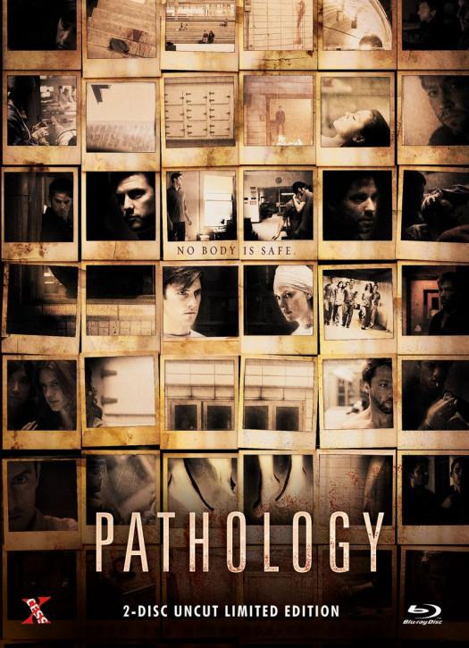 Pathology - Jeder hat ein Geheimnis - Mediabook - Cover B [Bluray+DVD]