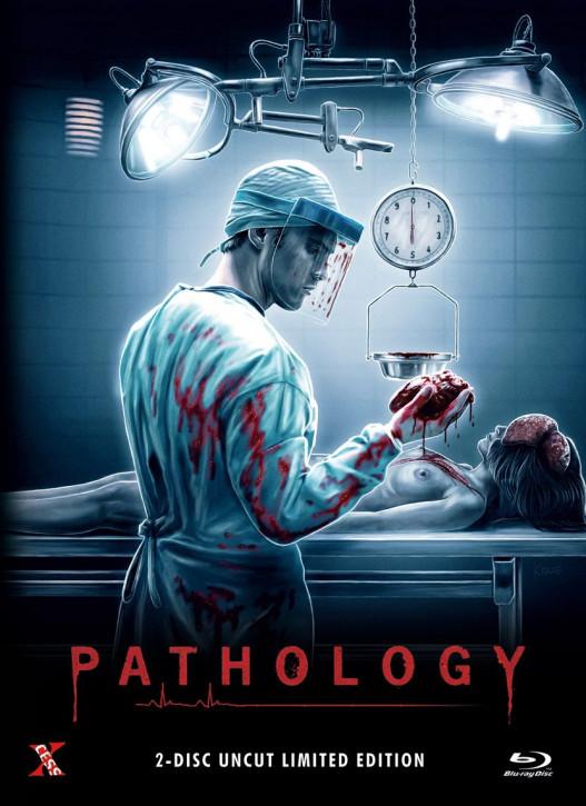 Pathology - Jeder hat ein Geheimnis - Mediabook - Cover C [Bluray+DVD]