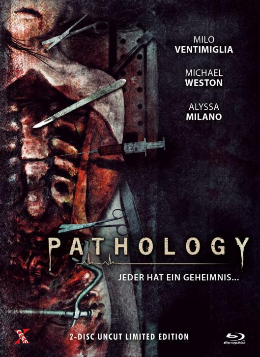Pathology - Jeder hat ein Geheimnis - Mediabook - Cover D [Bluray+DVD]