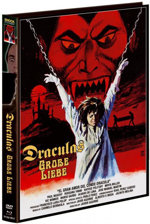 Draculas große Liebe - Limited Mediabook - Cover A [Blu-ray+DVD]