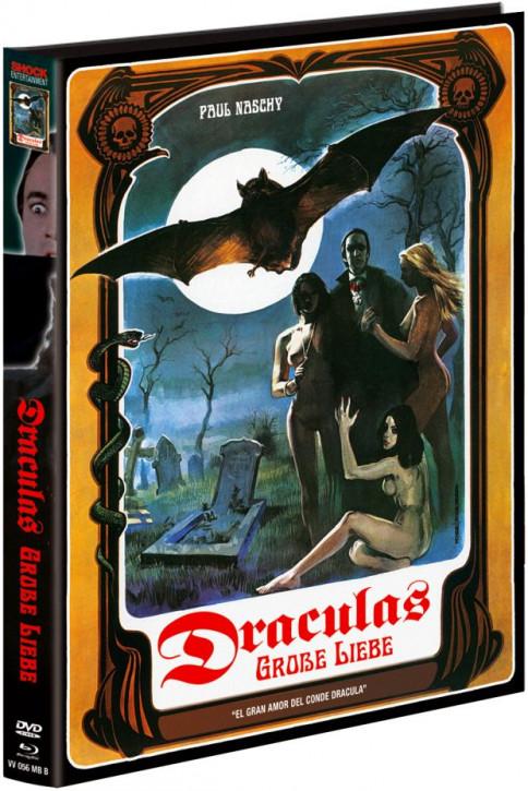 Draculas große Liebe - Limited Mediabook - Cover B [Blu-ray+DVD]